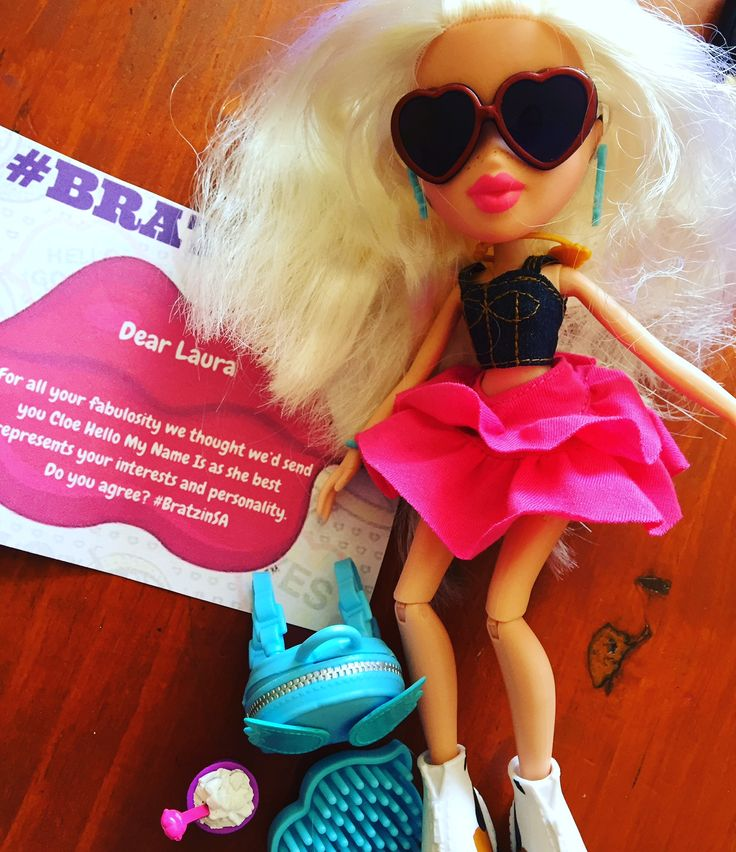 {Giveaway} The Bratz are back and you can win one