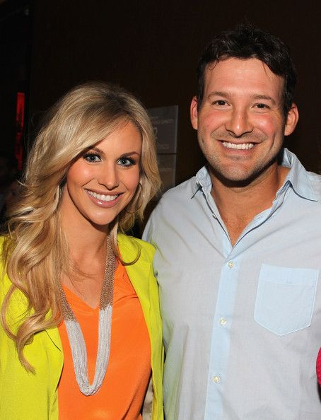 Tony Romo Photos Photos - Candice Crawford and NFL player Tony Romo attend Google & Hollywood Reporter Host an Evening Celebrating The White House Correspondents' Weekend on April 27, 2012 in Washington, DC. - Google & Hollywood Reporter Host An Evening Celebrating The White House Correspondents' Weekend - Inside