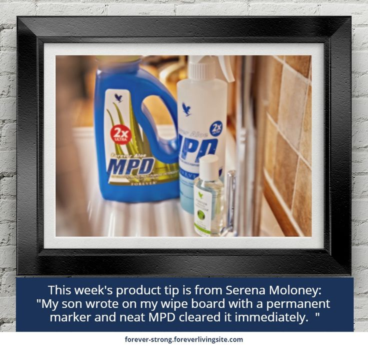 """#tips  Tip of the week  This week's product tip is from Serena Moloney: """"My son wrote on my wipe board with a permanent marker and neat MPD cleared it immediately.  """"   http://link.flp.social/3ddFHv"""