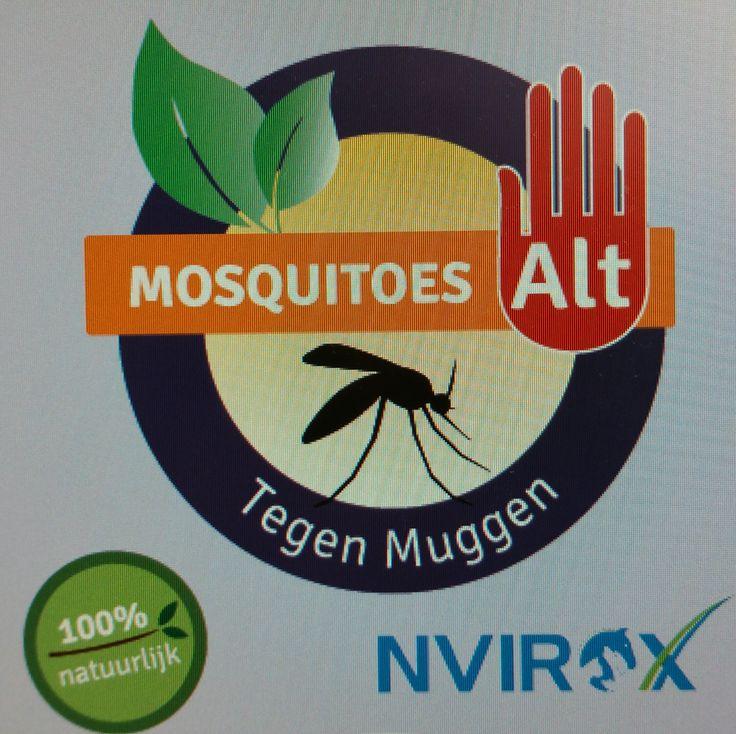 Mosquitoes ALT muggenspray is een natuurlijke en 100% plantaardige spray met een geur die voor muggen ondraaglijk is. Voor ons is het een frisse geur.
