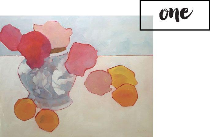 FAVES + SPRING ART  //  on CAROLE + ELLIE
