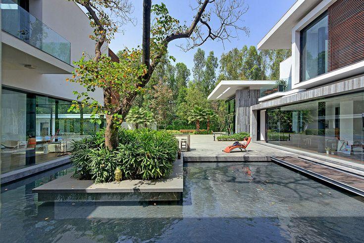 Three Trees House by DADA & Partners (6)