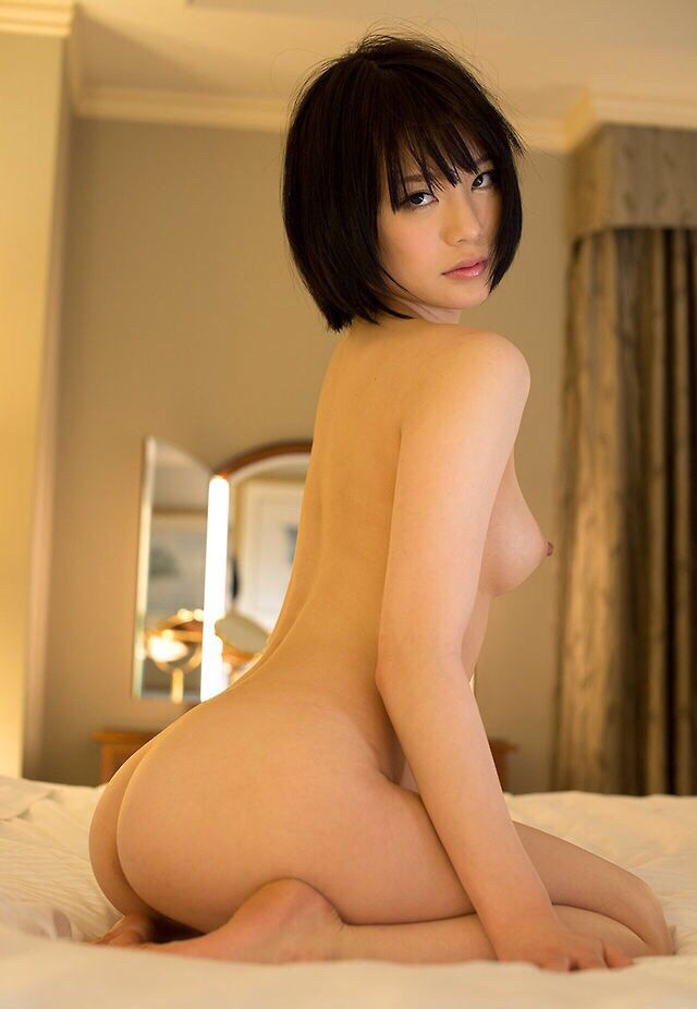 nude short haired asian