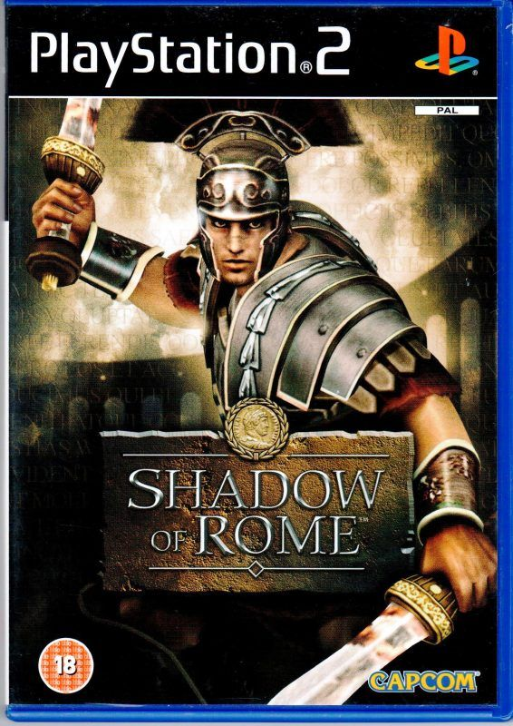 Shadow Of Rome Rome Video Game News Generation Game