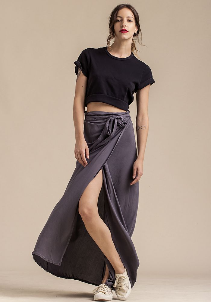 Summer Storm Twine Skirt  by myfashionfruit.com