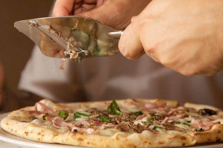 Pizza al tartufo;