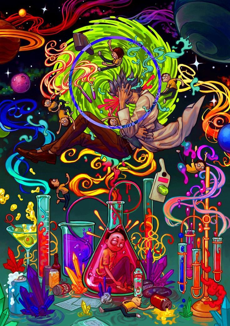 Whoa Marijuanastrains Rick And Morty Poster Rick And Morty
