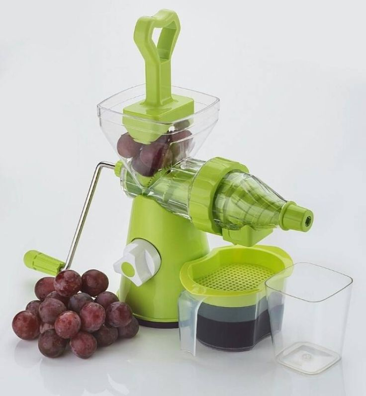 Jen Premium Green Plastic, Steel Hand Juicer Price in India - Buy Jen Premium Green Plastic, Steel Hand Juicer online at Flipkart.com