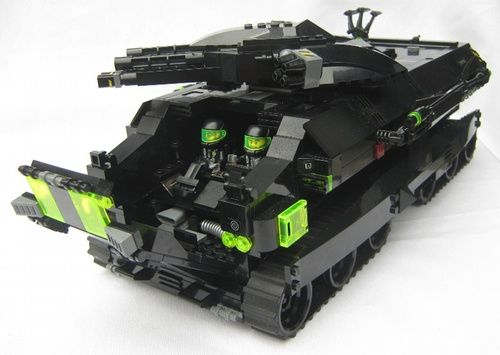 8635 lego | Neo Blacktron - Zeus - Mobile Command Center