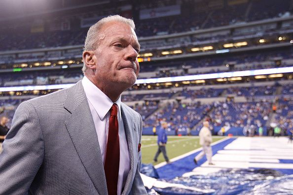 Jim Irsay introduced Chris Ballard as the organization's new general manager late Monday afternoon in Indianapolis, replacing Ryan Grigson.