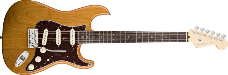 Fender American Deluxe Stratocaster - Deep Amber with Rosewood fretboard - Beautifu