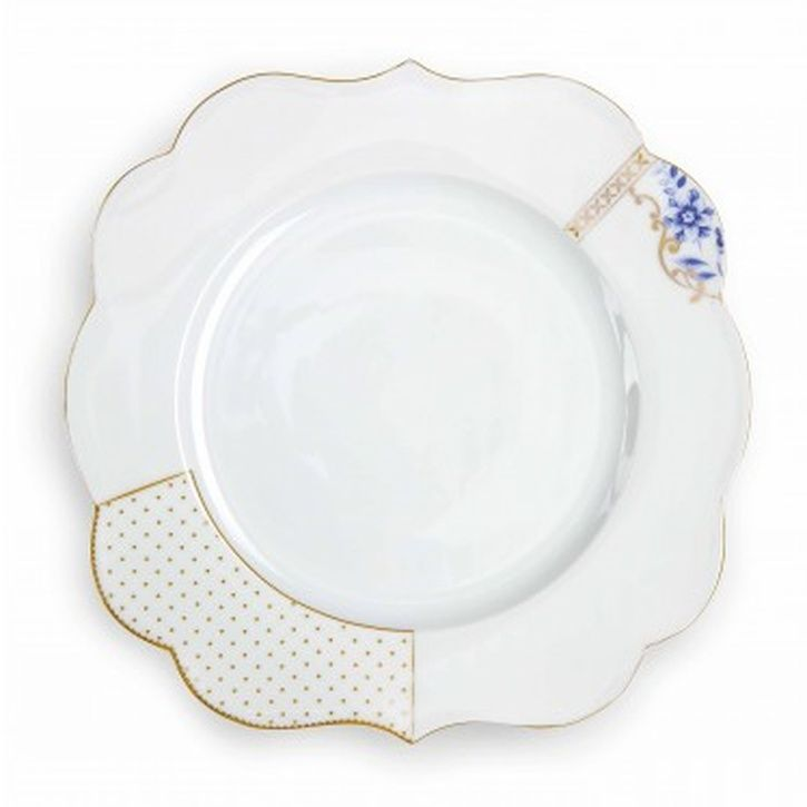 Royal White Tányér - 28 cm  sc 1 st  Pinterest & 10 best La vaisselle pip studio Royal white ! images on Pinterest ...
