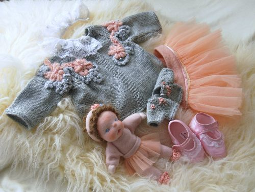 "ALICIA 20"" Doll & toy - OOAK soft sculpture, cloth doll, collectible"