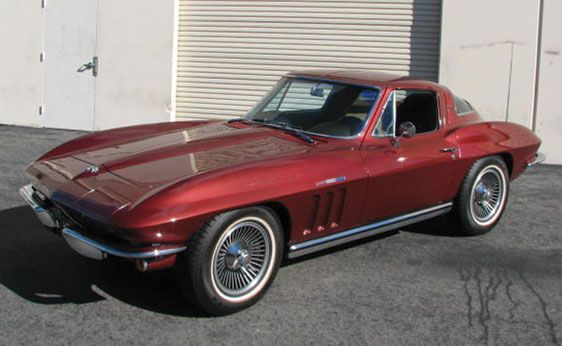 17 Best Images About Chevrolet Corvette 65 66 67 On