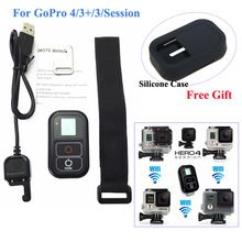For GoPro Remote Control (Waterproof)+Silicone Case+Wrist Band+Charger Cable For GoPro Hero 5 4 3+ 3 Session Remote Accessories     Tag a friend who would love this!     FREE Shipping Worldwide     #ElectronicsStore     Buy one here---> http://www.alielectronicsstore.com/products/for-gopro-remote-control-waterproofsilicone-casewrist-bandcharger-cable-for-gopro-hero-5-4-3-3-session-remote-accessories/