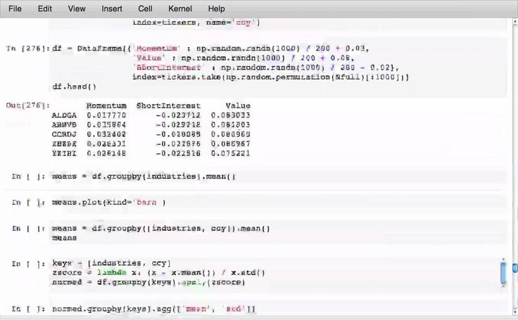The best way to start learning Pandas is via this 10 minute video.  Watch it at least twice.