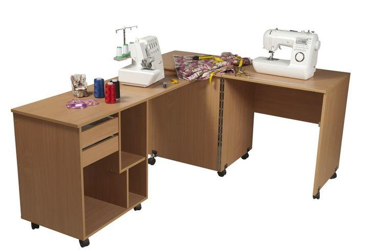 Столы для швейных машин : Комфорт-8