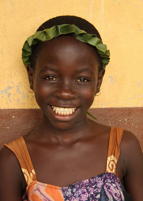 Little girl with big smiles for the camera | Flickr - Photo Sharing!