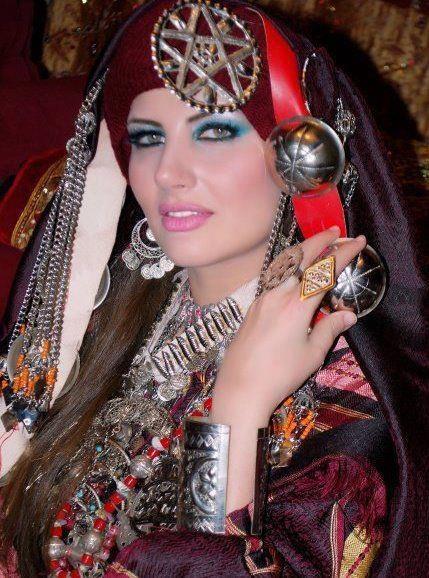 الجمال العربي  Moroccan style