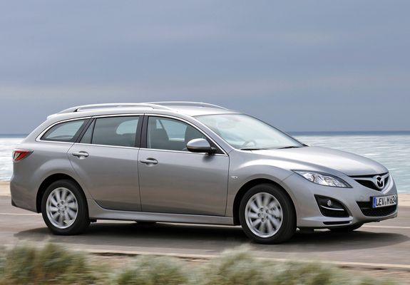 2011  Mazda 6 Wagon Edition 125