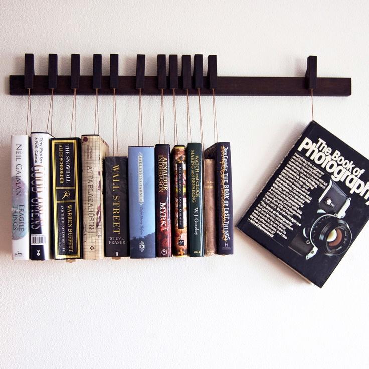 Book Rack #books #library #design