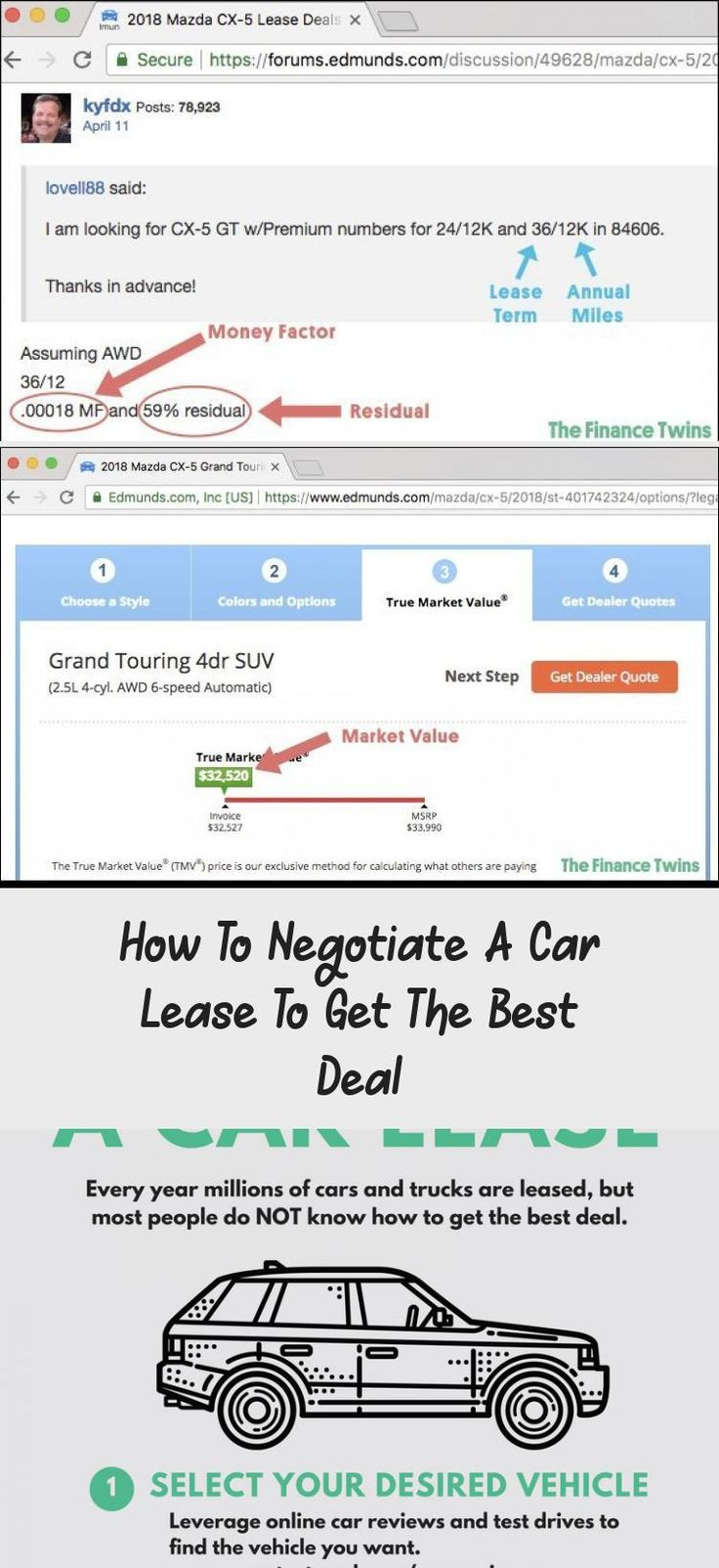How To Negotiate A Car Lease To Get The Best Deal in 2020