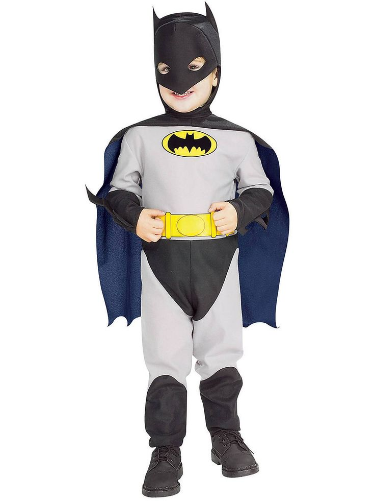 The Batman Toddler Costume | Cheap Batman Costumes for Infants & Toddlers