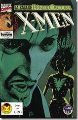 P00010 - 10 - La Saga de Fenix Oscura - Classic X-Men  #40