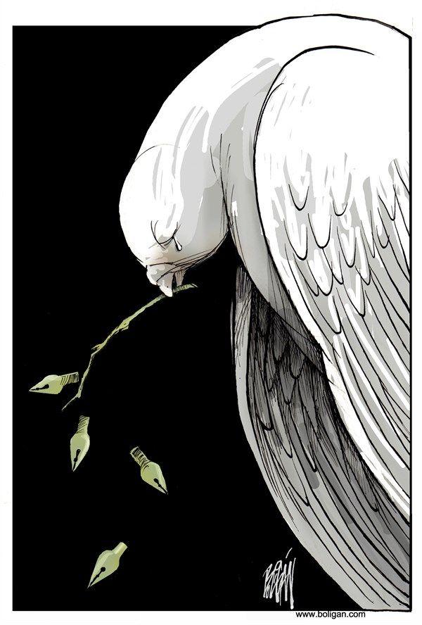 Angel Boligan, El Universal, Mexico City, §