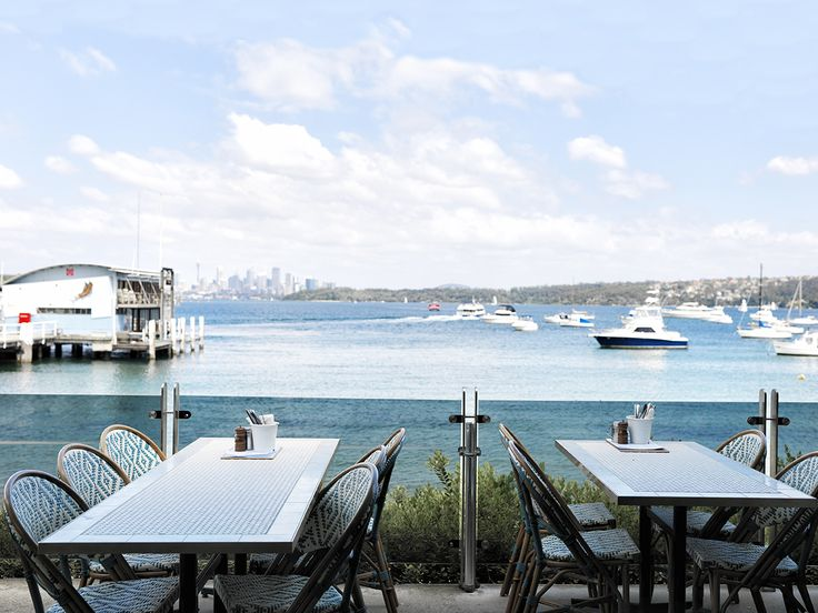 Watson's Bay Hotel view