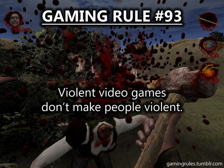 do violent video games cause violence essay