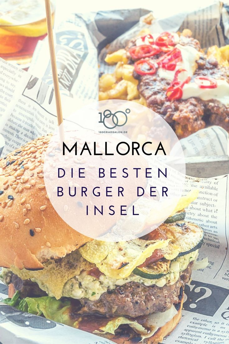 Badal Burger – die besten Burger der Insel Mitten in Palma de Mallorca