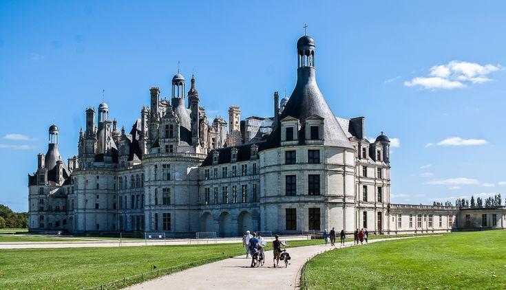 Meine Wohnmobil Reise zu den Schlössern der Loire - Camping und Stellplätze, Freizeitaktivitäten und geschichtliches zu den Schlössern der Loire