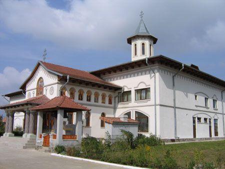 Christiana Monastery in Bucharest