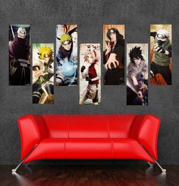 Naruto Canvas