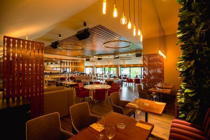 TAPO Restaurant - Bucharest , Romania made by Alex Dabuleanu - La Designarie - https://www.facebook.com/ladesignarie