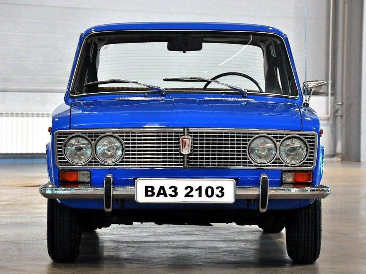 Lada Russian Car