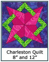 Charleston Quilt block