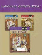 5710 LATIN I ECCE ROMANI LANGUAGE ACT (BK I)(LAB) Author: PRENTICE HALL  Edition: 4th  ISBN: 9780133611199