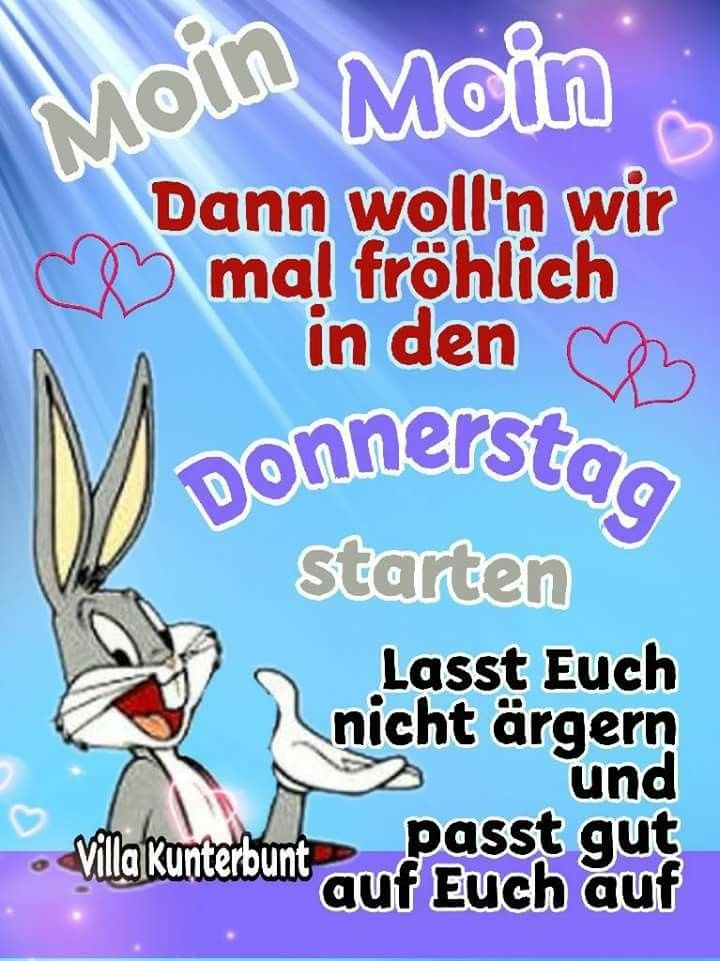 Pin By Christa Thomas On Morgenmittagnacht Happy Thursday