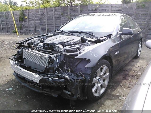 Salvage 2013 Bmw 550i For Sale In New York Salvagecars