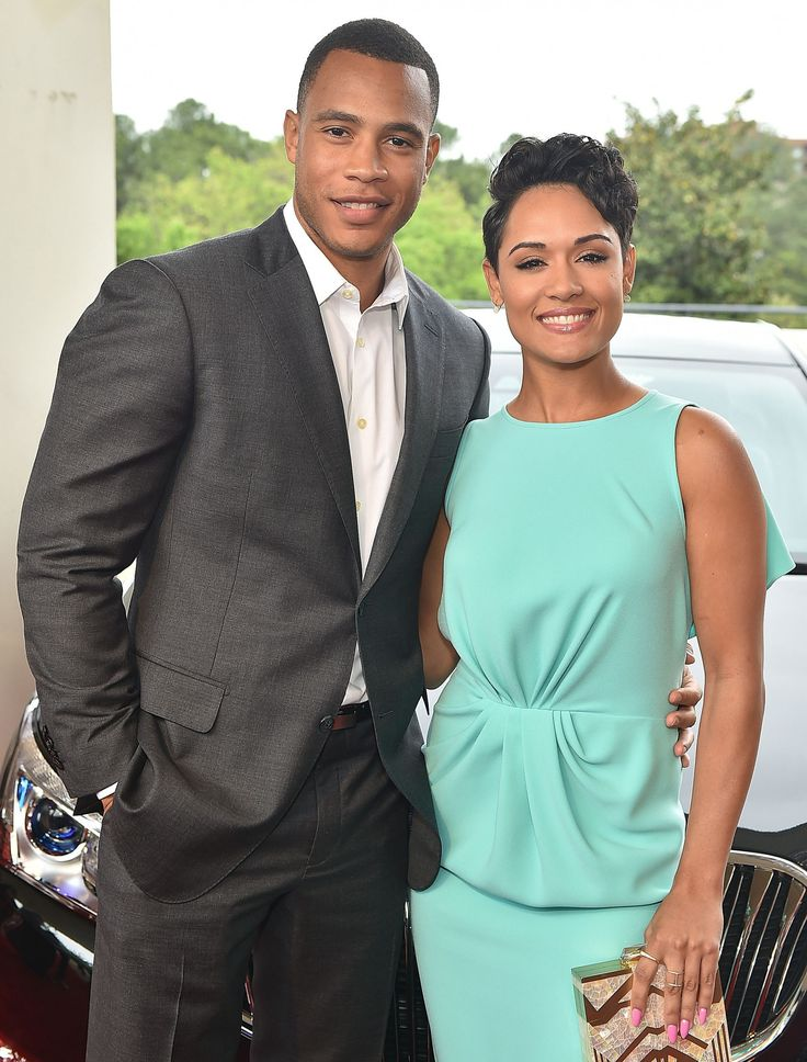 Empire's' Grace Gealey And Trai Byers Are Getting Married!