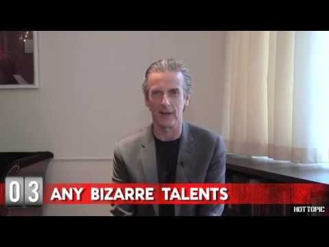 Hot Minute: Doctor Who's Peter Capaldi