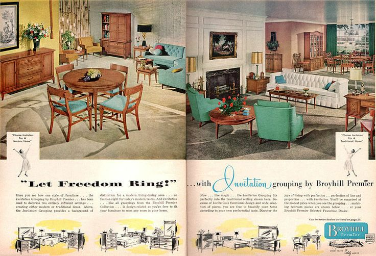 350 best vintage advertising images on pinterest vintage furniture vintage advertisements and - Furniture advertising ideas ...