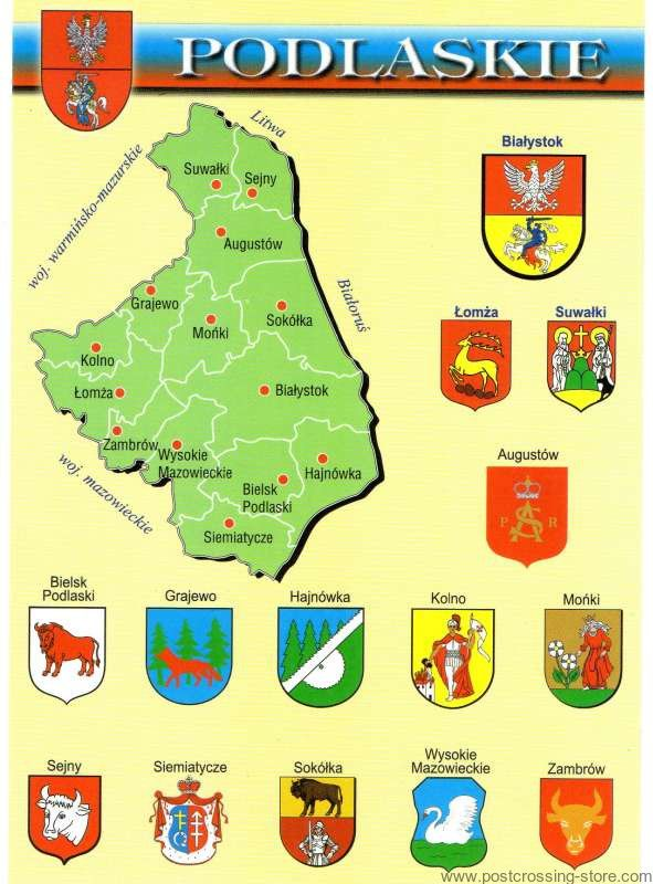 woj.,Podlaskie