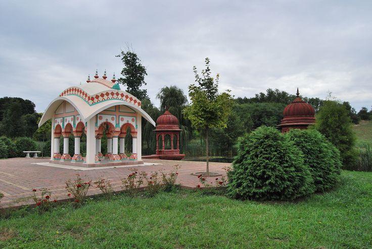Krisna-völgy (Somogyvámos) http://www.turabazis.hu/latnivalok_ismerteto_4615 #latnivalo #somogyvamos #turabazis #hungary #magyarorszag #travel #tura #turista #kirandulas