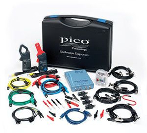Pico Automotive Diagnostics Kits can be used on any type, make and model of vehicle. The kits are supplied with PicoScope Automotive software. This feature-rich software is capable of capturing even the most complex of waveforms, yet the intuitive controls and comprehensive reference library ensures it is both quick and easy to use.