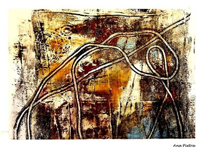 Abstracto Monotipo
