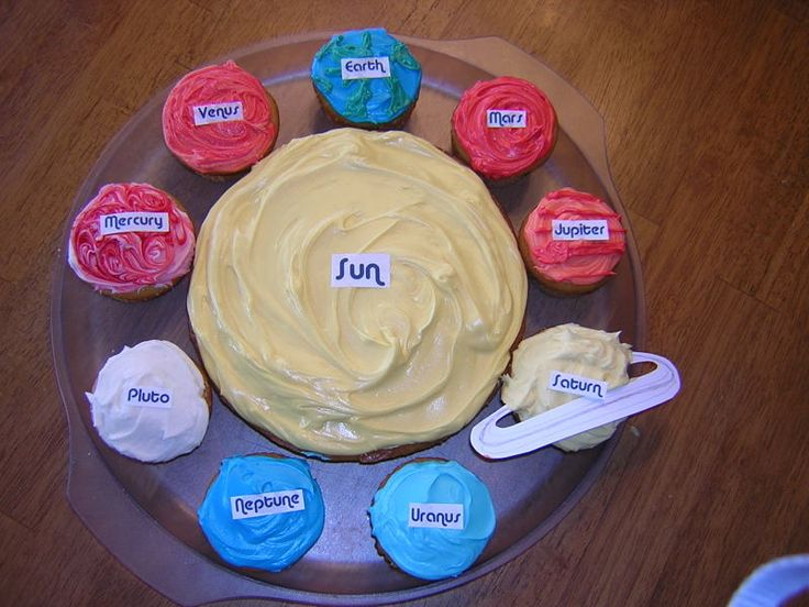 solar system cupcakesDesserts Ideas, Spaces Parties, Birthday Cake Cupcakes, Solar System Cake, Homeschool Science, Solar System Cupcakes, Cupcakes Cake Desserts, Solar System Parties, Cupcakes Rosa-Choqu