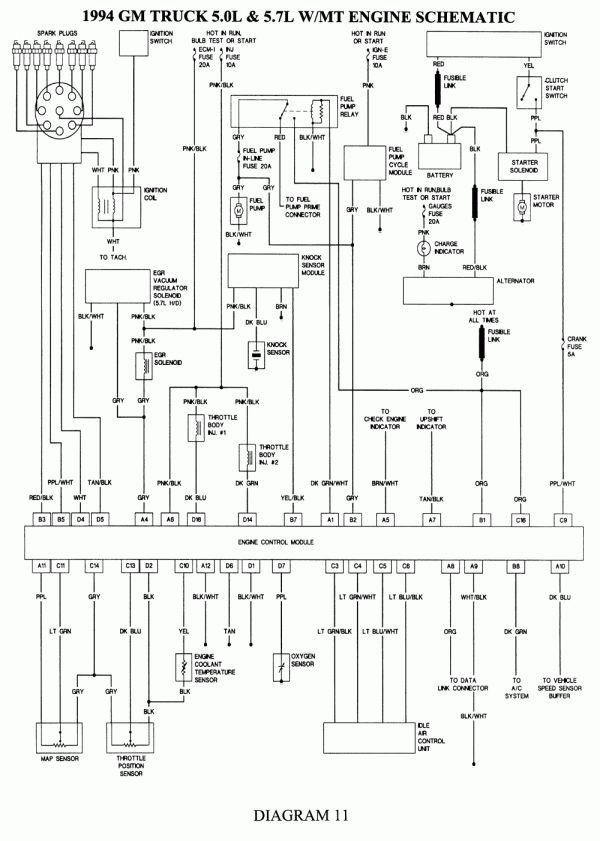 10 95 chevy truck wiring diagram free  truck diagram